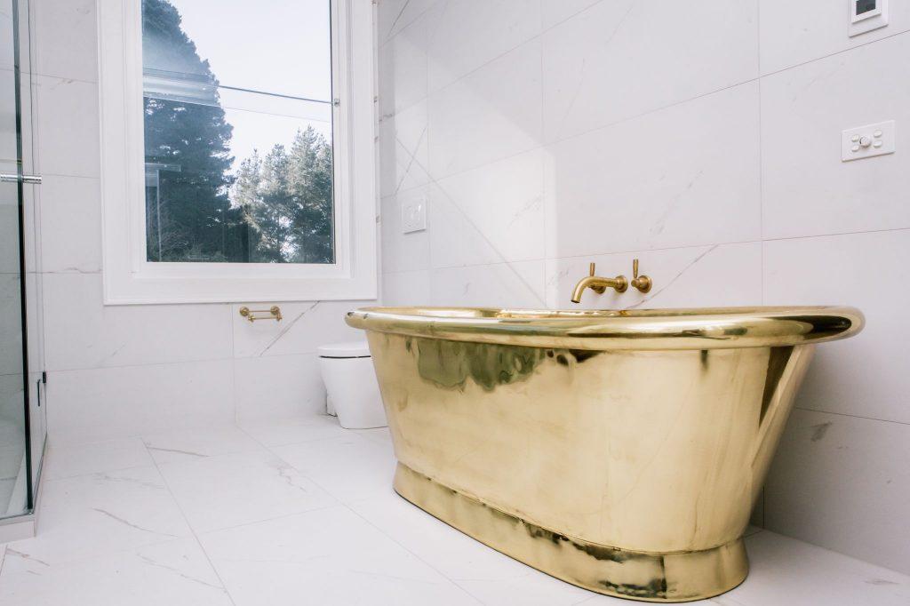 Brass Aequs with Brass Interior