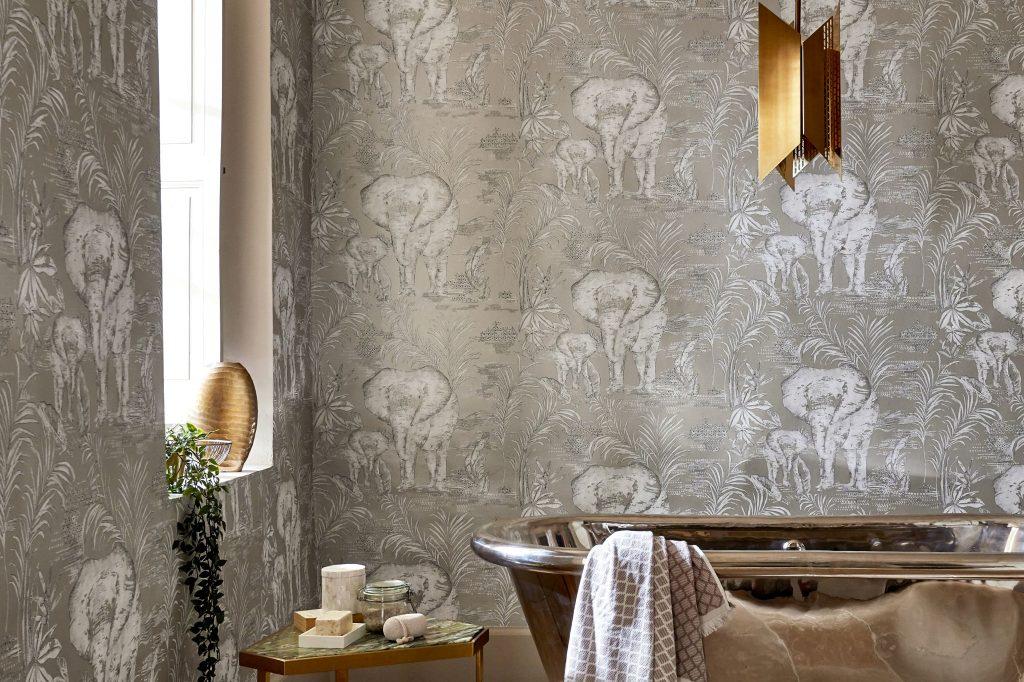 Nickel Aequs Bath with Nickel Interior