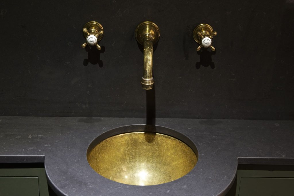 Brass Gyrus Basin