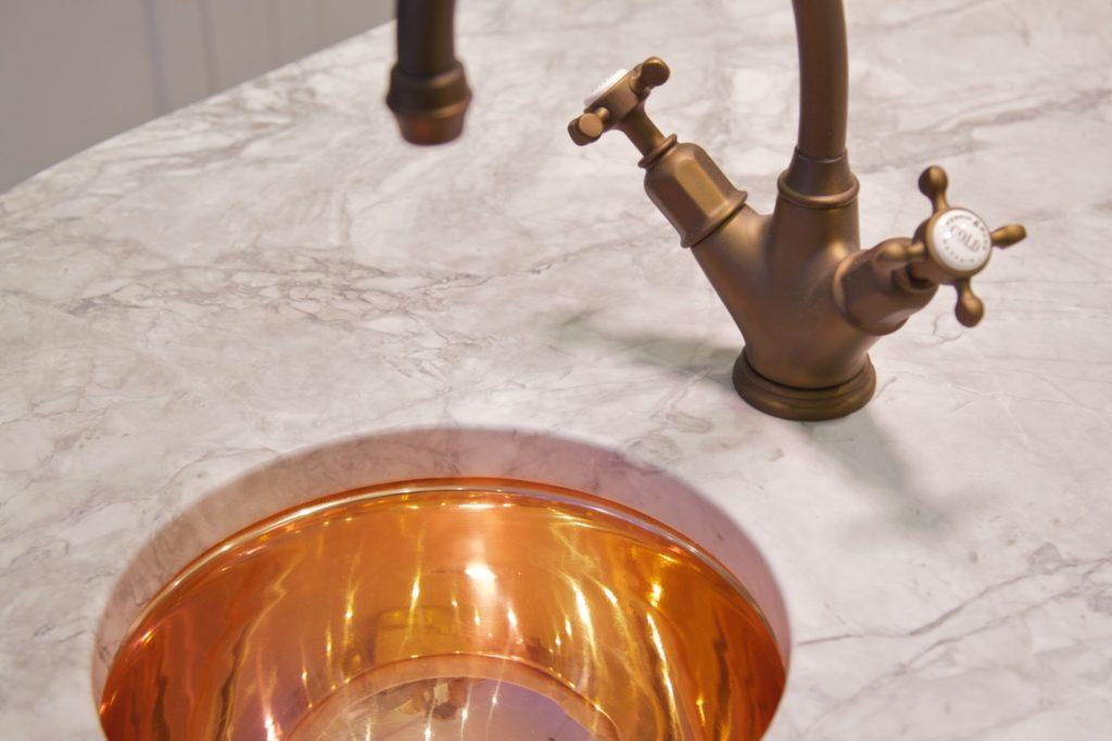Copper Wash Hand Basin
